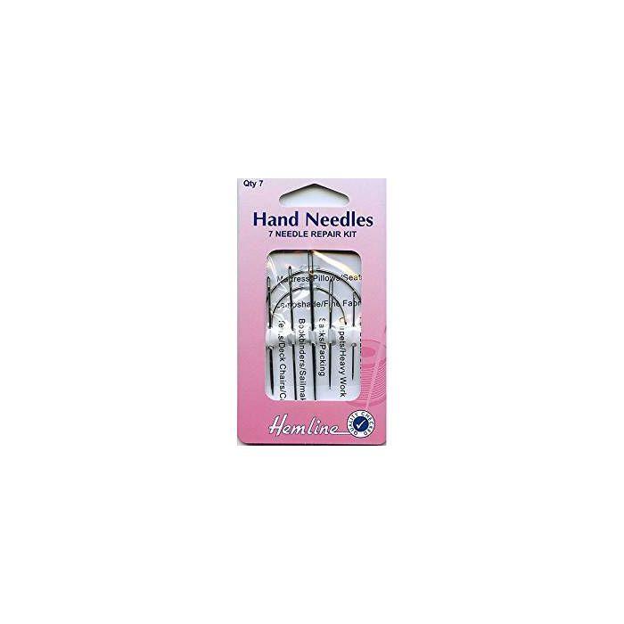 Hemline Butterfly Needle /& Yarn Threader with 2 cutters